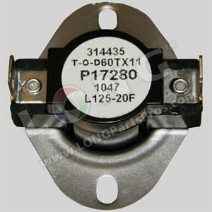Aaon Auxiliary Limit Switch