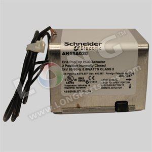 Schneider 2-Pos Actuator, Hi COP, Gen Temp, SR, 24 VAC