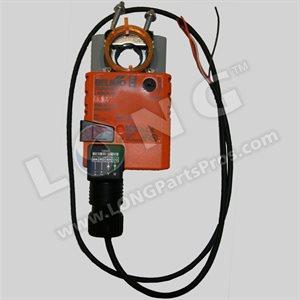 Belimo Actuator: 24V 45 IN-LB 2-10V