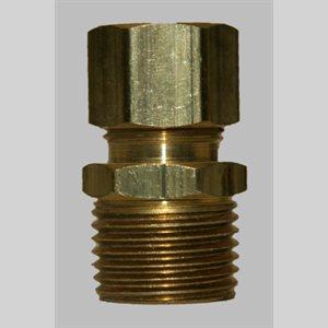 Schneider 1 / 2 X 1 / 2MPT Comp Adapter