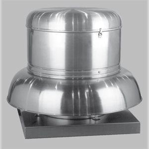 """Loren Cook Roof Mtd - 4200 CFM @ 0.5"""" s.p., 1.0 hp"""