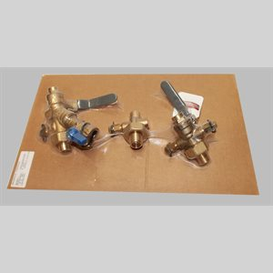 """Griswold 1 / 2"""" CPP-2QIS, Quick Set Cv=4.2, SWT Line Connec., SWT Coil Connections, 1 / 2"""" 2-Way ATC"""