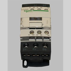 Mammoth Contactor, 9amp, 3pole, 115V