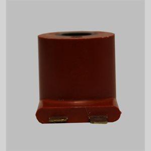 Daikin Solenoid Coil, 24VDC Reversing Valve, Orange
