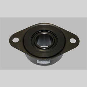"Daikin Bearing, 2-Bolt Flange, 1.25"" DIA, D-Shaft"