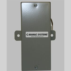 Mamac Low Pressure Sensor, Enclosure, Transducer, 0-5 or 0-10 VDC Output