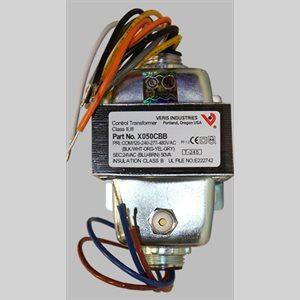 Schneider Transformer 50VA 120-220-240-277-480 / 24VAC